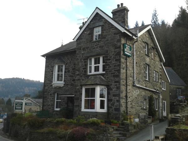 Bryn Llewelyn in Betws-y-coed, Conwy, Wales