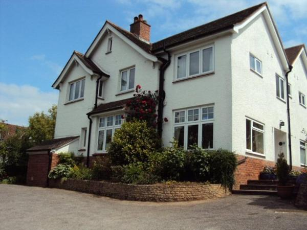 Coombe Bank Guest House in Sidmouth, Devon, England