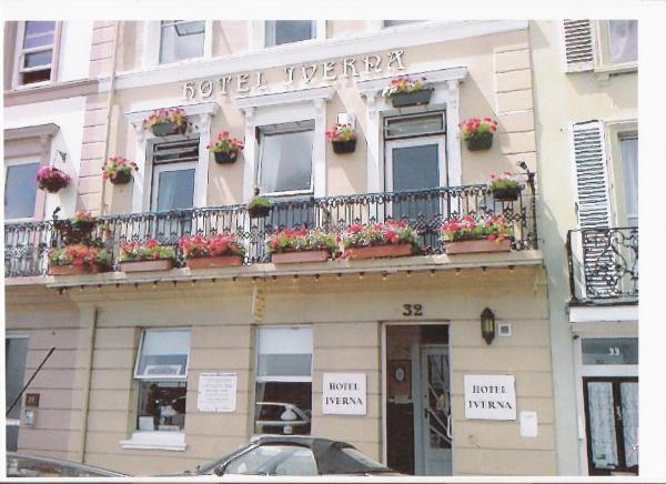 Hotel Iverna in Eastbourne, East Sussex, England