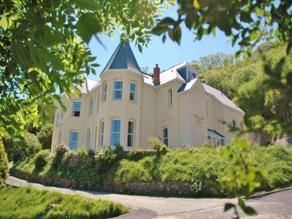 Wildercombe House in Ilfracombe, Devon, England