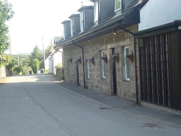 Ben Loyal Hotel in Tongue, Highland, Scotland