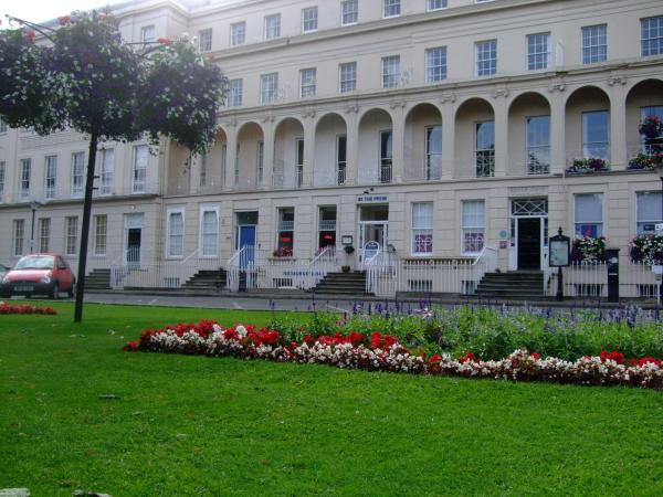 81 The Prom Hotel in Cheltenham, Gloucestershire, England