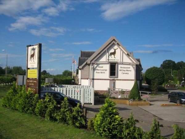 Breckland Lodge in Attleborough, Norfolk, England