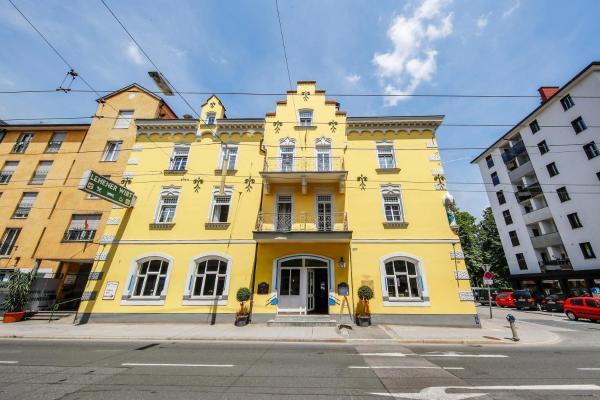 Hotel Garni Lehenerhof, 5020 Salzburg