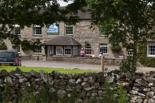 The Fat Lamb Country Inn and Nature Reserve in Ravenstonedale, Cumbria, England