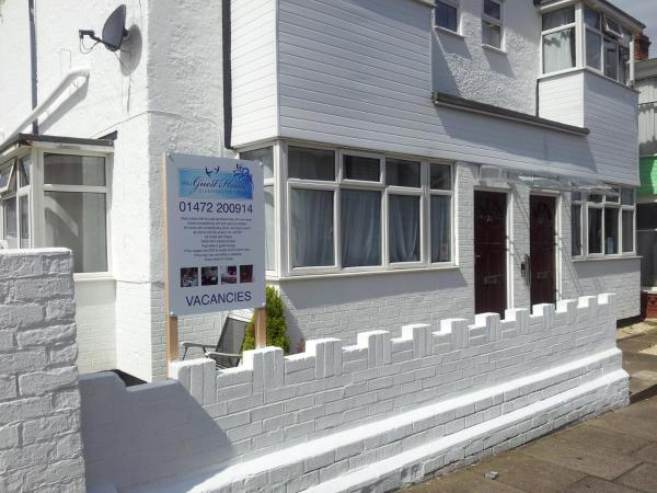 M and J Guest House in Cleethorpes, Lincolnshire, England