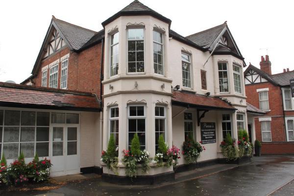 Abbey Grange Hotel in Nuneaton, Warwickshire, England