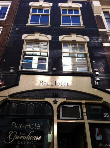 Greenhouse Effect Hotels Amsterdam Pensionhotel