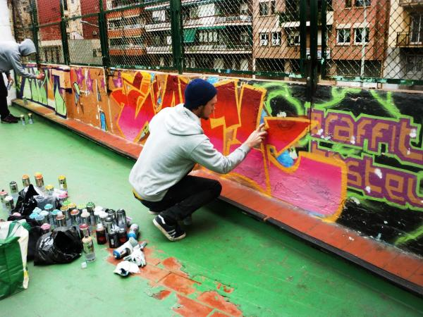 Graffiti Hostel