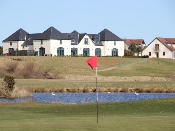 Drumoig Golf Hotel in Leuchars, Fife, Scotland