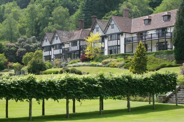 Gidleigh Park Hotel in Chagford, Devon, England