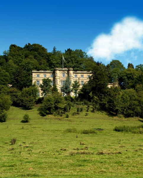 Willersley Castle Hotel in Matlock, Derbyshire, England