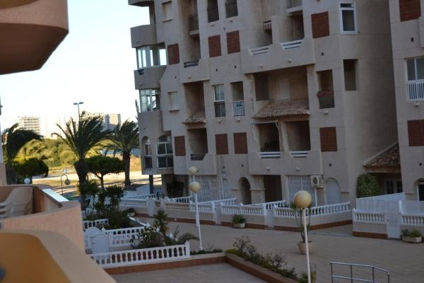 Apartamentos Turísticos Puerto Tomás Maestre