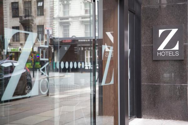 The Z Hotel Liverpool in Liverpool, Merseyside, England