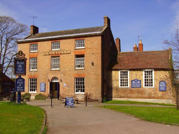 The Bell Inn in Frampton on Severn, Gloucestershire, England