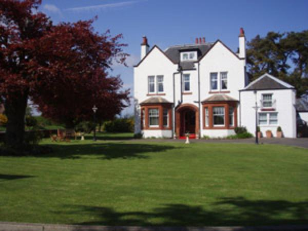 Pinewood Country House in Leuchars, Fife, Scotland