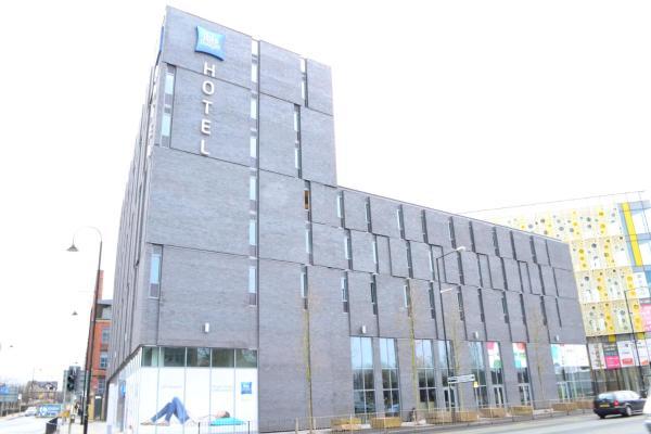 ibis budget Manchester Centre Pollard Street in Manchester, Greater Manchester, England