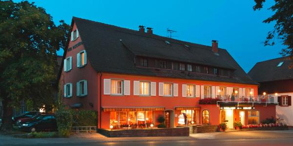 Ferienwohnung Insel Hof, Pension in Reichenau