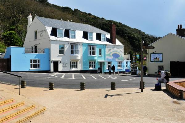 Lulworth Cove Inn in Lulworth Cove, Dorset, England