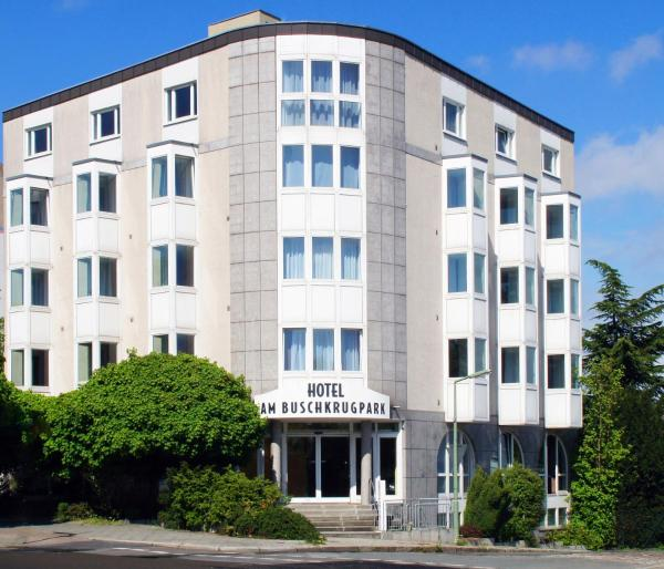 Hotel Am Buschkrugpark Billige Hotels Berlin Pensionhotel