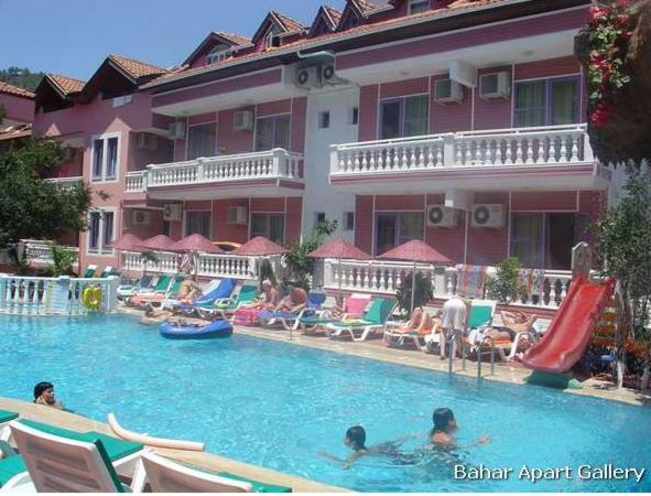 Bahar Apart Hotel Iclemer Marmaris