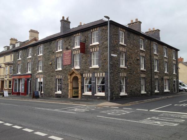 Hampton Hotel in Llandrindod Wells, Powys, Wales