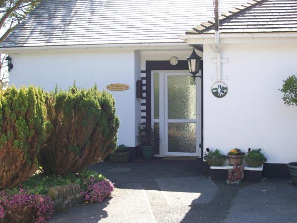 Keepers Cottage in Laugharne, Carmarthenshire, Wales