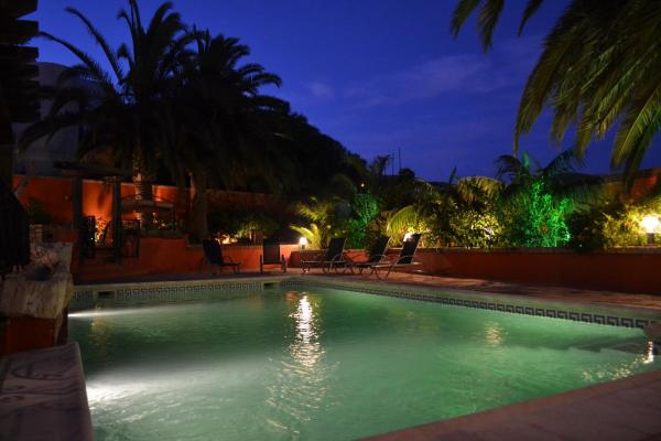 Volcano Beach Hotel