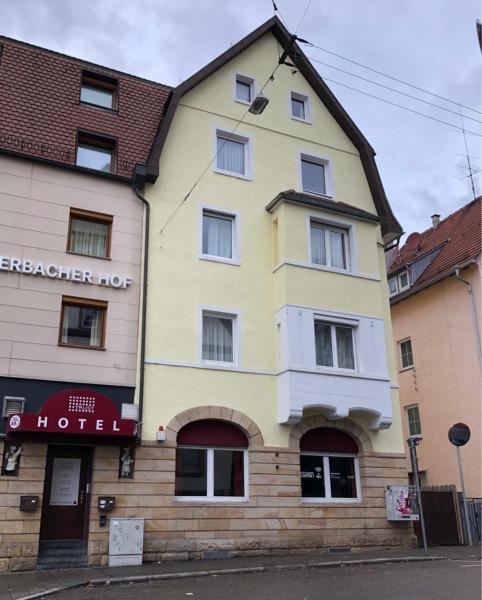 Hotel Trust & Appartements in Stuttgart-Feuerbach