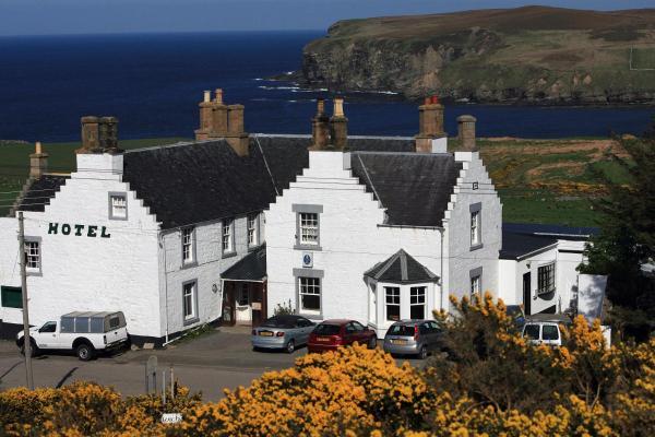 Melvich Hotel in Portskerra, Highland, Scotland