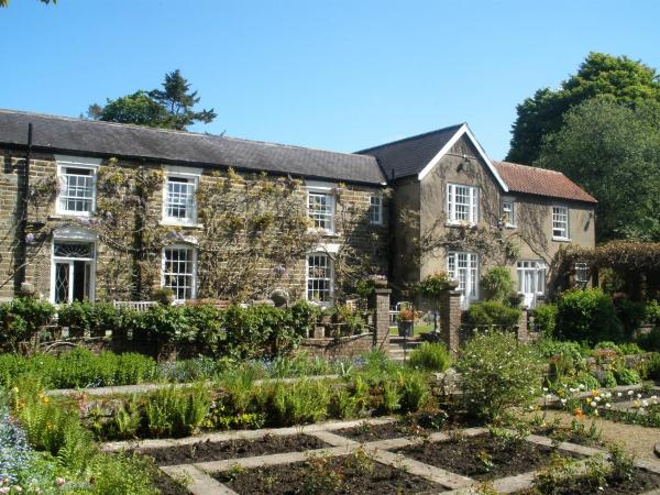 Lastingham Grange in Lastingham, North Yorkshire, England