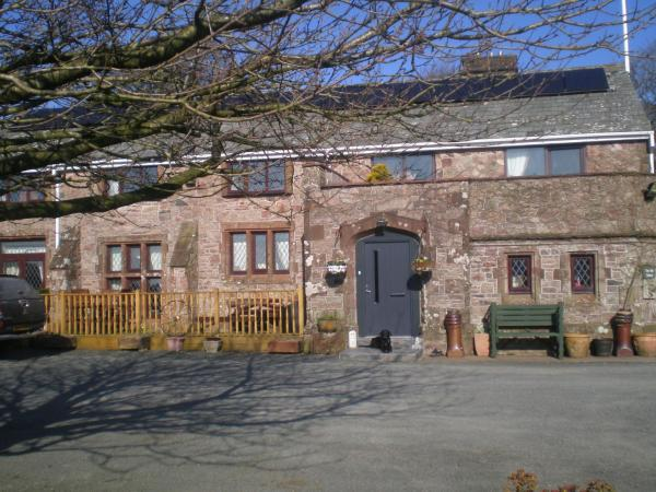 The Old School and Betty's B&B in Holmrook, Cumbria, England