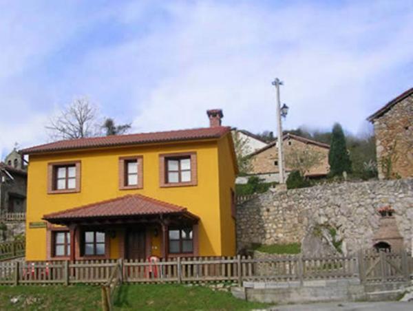 Casa de Aldea Balcón de los Picos