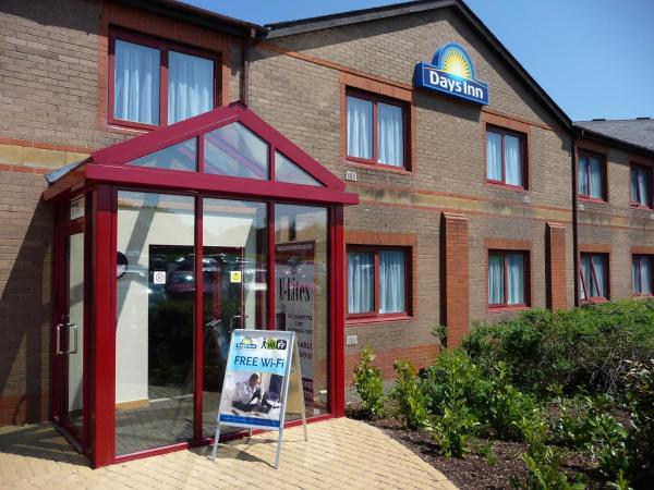 Days Inn Magor in Caldicot, Monmouthshire, Wales