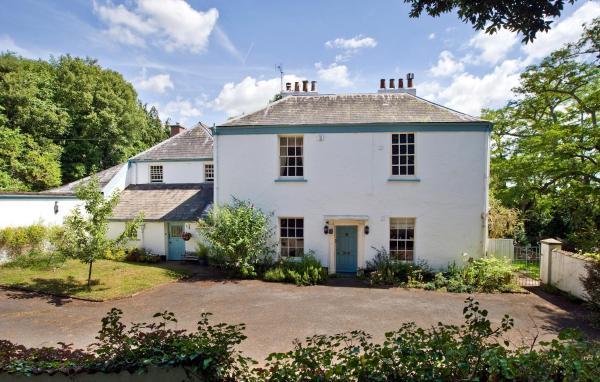 The Old Vicarage B&B in Kenton, Devon, England