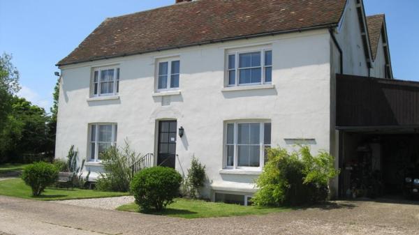 Pigeonwood House in Folkestone, Kent, England