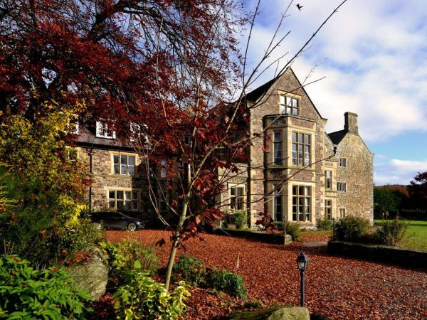 Clennell Hall Country House in Alwinton, Northumberland, England