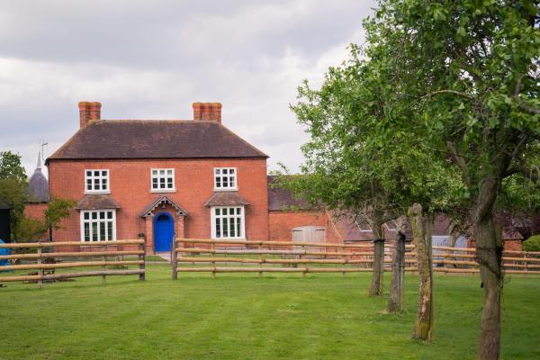 Huntlands Farm Bed & Breakfast in Bromyard, Worcestershire, England