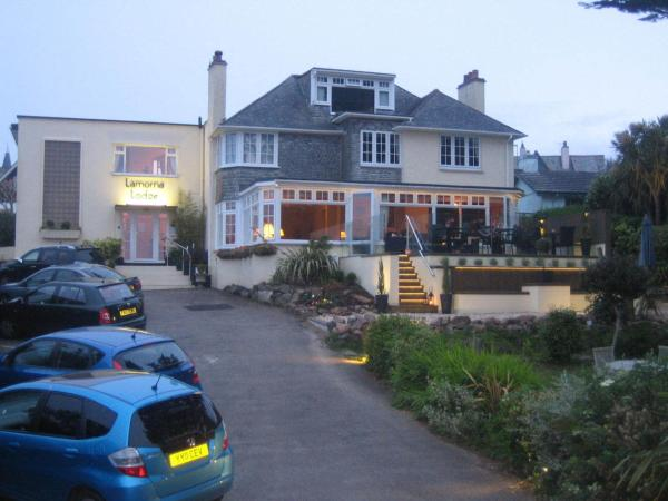 Lamorna Lodge in Carbis Bay, Cornwall, England