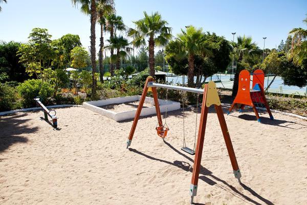 Bungalows Parque Romantico Gran Canaria
