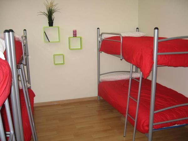 Bilbao Central Hostel