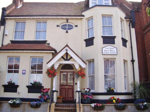 The Sea Spirit Guest House St Leonards