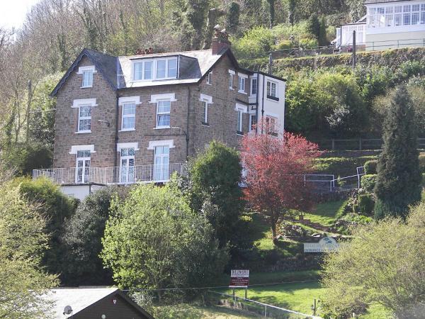 Sinai House in Lynton, Devon, England