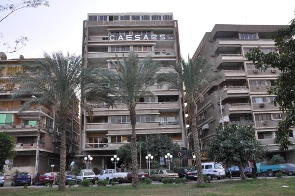 Caesars Palace Apartments