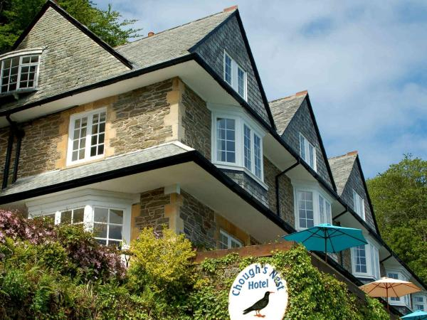Chough's Nest Hotel in Lynton, Devon, England