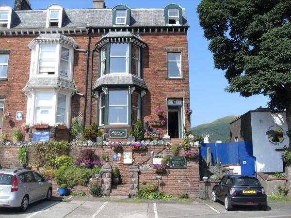 Shemara Guest House in Keswick, Cumbria, England