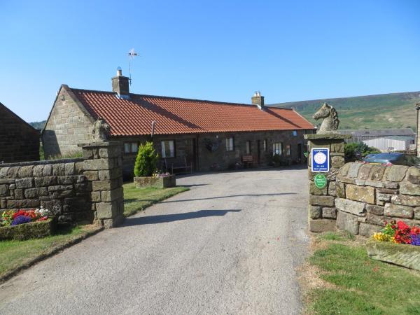 Craven Garth Cottages in Hartoft End, North Yorkshire, England