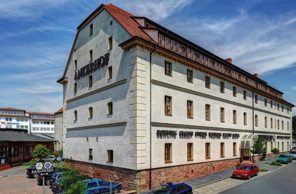 Ankerhof Hotels Halle Saale Pensionhotel