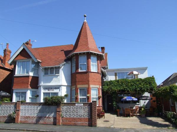 Knighton Lodge in Skegness, Lincolnshire, England