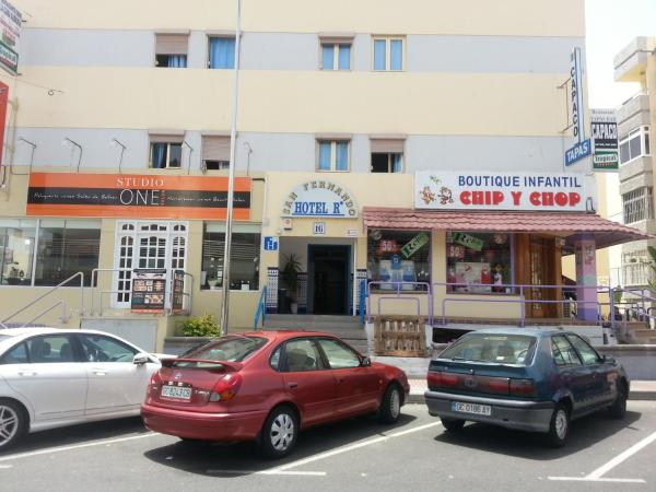 Hostal Casa de Huéspedes San Fernando
